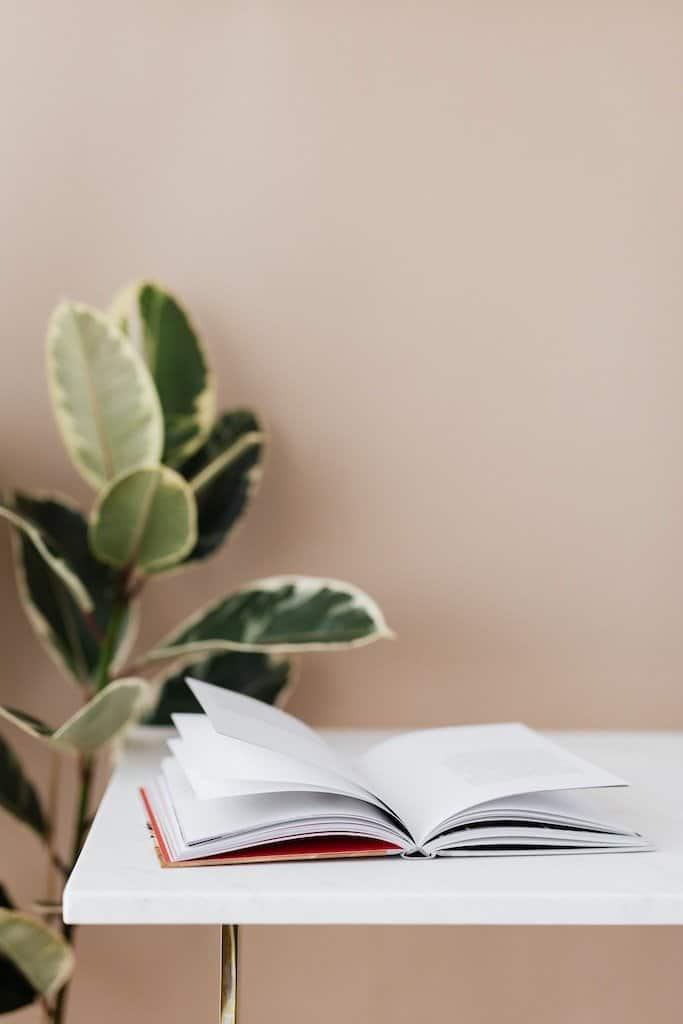 Livre pour plante d'intérieur