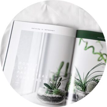 Livre plante