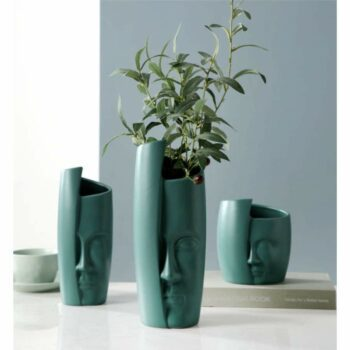 cache-pot-visage-design-vert